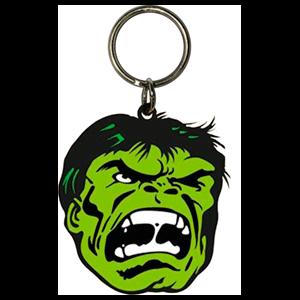 Llavero Marvel Hulk Cara