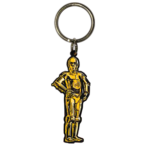 Llavero Star Wars C3PO