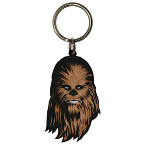 Llavero Star Wars Chewbacca