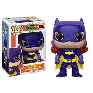Figura Pop Batman 66 Batgirl