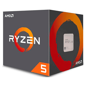 AMD Ryzen 5 1600 3.6GHZ BOX