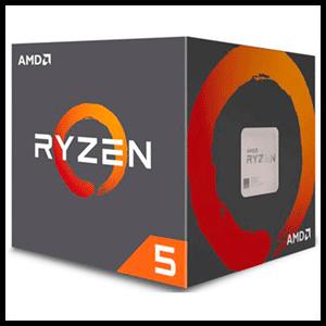 AMD Ryzen 5 1400 3.4GHZ BOX