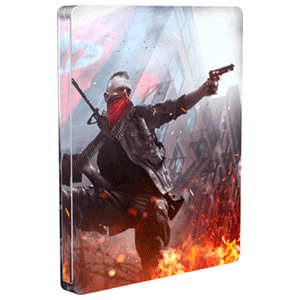 Homefront The Revolution - Caja metálica