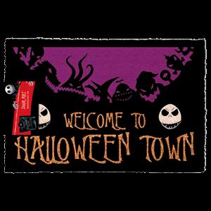 Felpudo Pesadilla Antes De Navidad Halloween Town