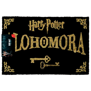 Felpudo Harry Potter Alohomora