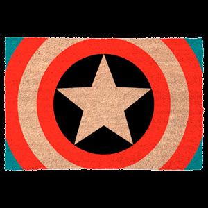 Felpudo Capitan America Escudo