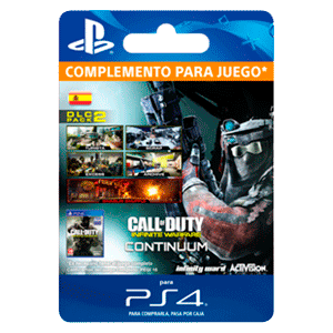 Call of Duty : Infinite Warfare - DLC 2: Continuum PS4