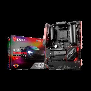 MSI B350 Gaming Pro Carbon AM4