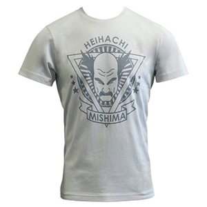 Camiseta Tekken: Heihachi Mishima Talla M