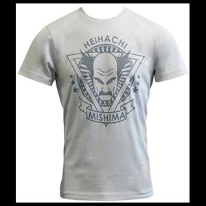 Camiseta Tekken: Heihachi Mishima Talla XL