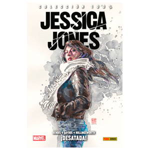100 % Marvel. Jessica Jones: Uncaged! nº 1