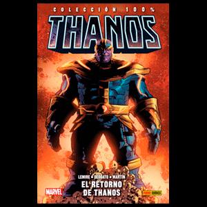 100 % Marvel. Thanos: Thanos Return nº 1
