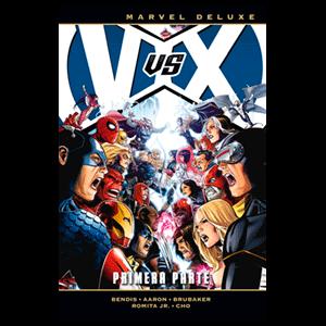 Marvel Deluxe. Los Vengadores Vs. La Patrulla-X 1ª Parte