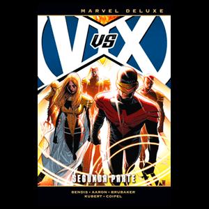 Marvel Deluxe. Los Vengadores Vs. La Patrulla-X 2ª Parte