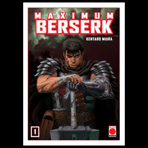 Berserk Max nº 1