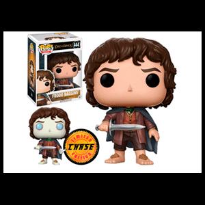 Figura Pop El Señor de los Anillos: Frodo Bolsón