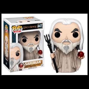 Figura Pop El Señor de los Anillos: Saruman