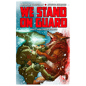 We Stand on Guard nº 4