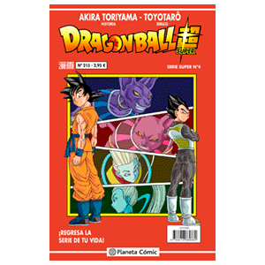 Dragon Ball Super. Serie Roja nº 215