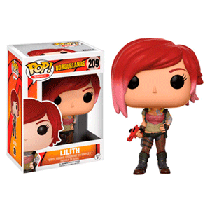 Figura Pop Borderlands: Lilith The Siren