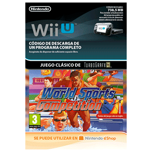 VC World Sports Competition WiiU
