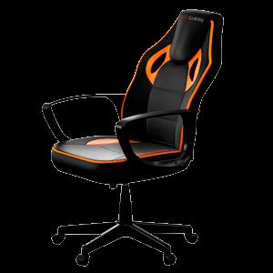 Mars Gaming MGC0BO Negro-Naranja