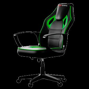 Mars Gaming MGC0BG Negra-Verde