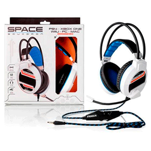 Auriculares Indeca Space Squadron