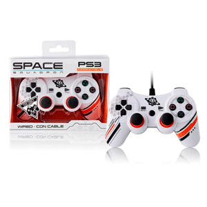 Controller con Cable Indeca Space Squadron
