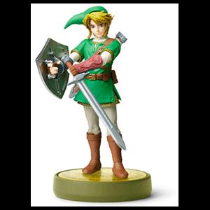 Figura amiibo Link Twilight Princess - Colección Zelda