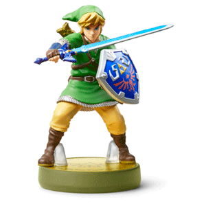 Figura amiibo Link Skyward Sword - Colección Zelda