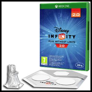 Infinity 2.0: Starter (Juego+Base+Escenario)