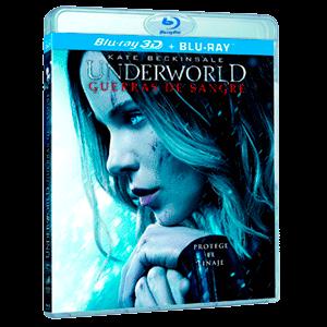 Underworld: Guerras de Sangre 3D + 2D