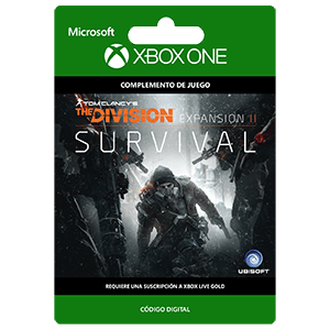 Tom Clancy's The Division: Survival DLC XONE