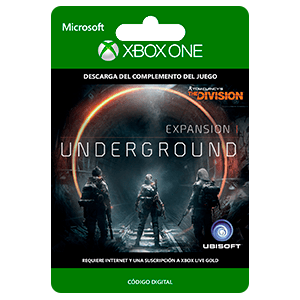 Tom Clancy's The Division: Underground DLC XONE