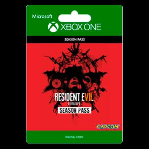 Resident Evil 7 biohazard: Season Pass XONE & WIN 10