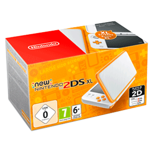 New Nintendo 2DS XL Naranja