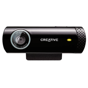Creative Labs LIVE! Cam Chat HD Webcam - Reacondicionado