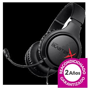 Creative H3 Sound Blaster - Reacondicionado