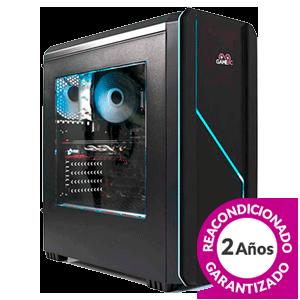 GAMEPC Evolution GE30W-i7-6700-GTX 1070 -  Reacondicionado