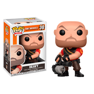 Figura Pop Team Fortress 2: Heavy
