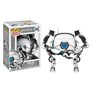 Figura Pop Portal: Atlas