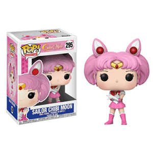 Figura Pop Sailor Moon: Chibi Moon