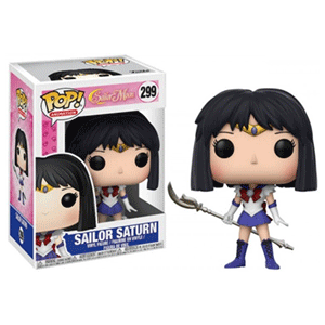 Figura Pop Sailor Moon: Sailor Saturn