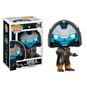 Figura Pop Destiny 2: Cayde