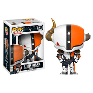 Figura Pop Destiny 2: Lord Shaxx
