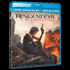 Resident Evil: Capítulo Final - Edición Limitada