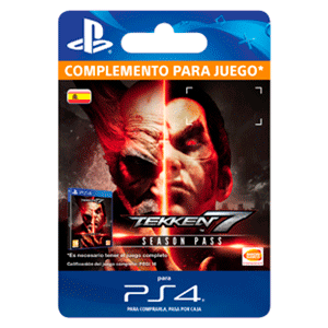 Tekken 7 Season Pass PS4