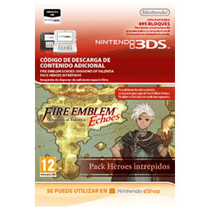 Fire Emblem Echoes: SoV: Pack Héroes intrépidos -