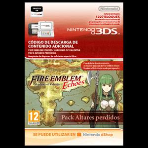 Fire Emblem Echoes: SoV: Pack Altares perdidos - 3